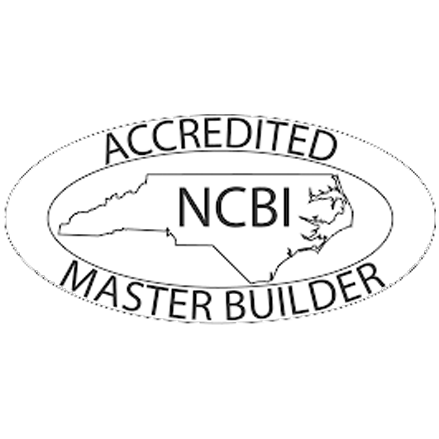 North Carolina Accredited Master Builder