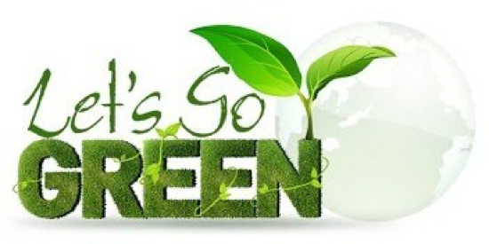 Let's Go Green Building