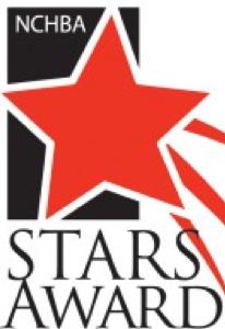 NCHBA Stars Award Logo