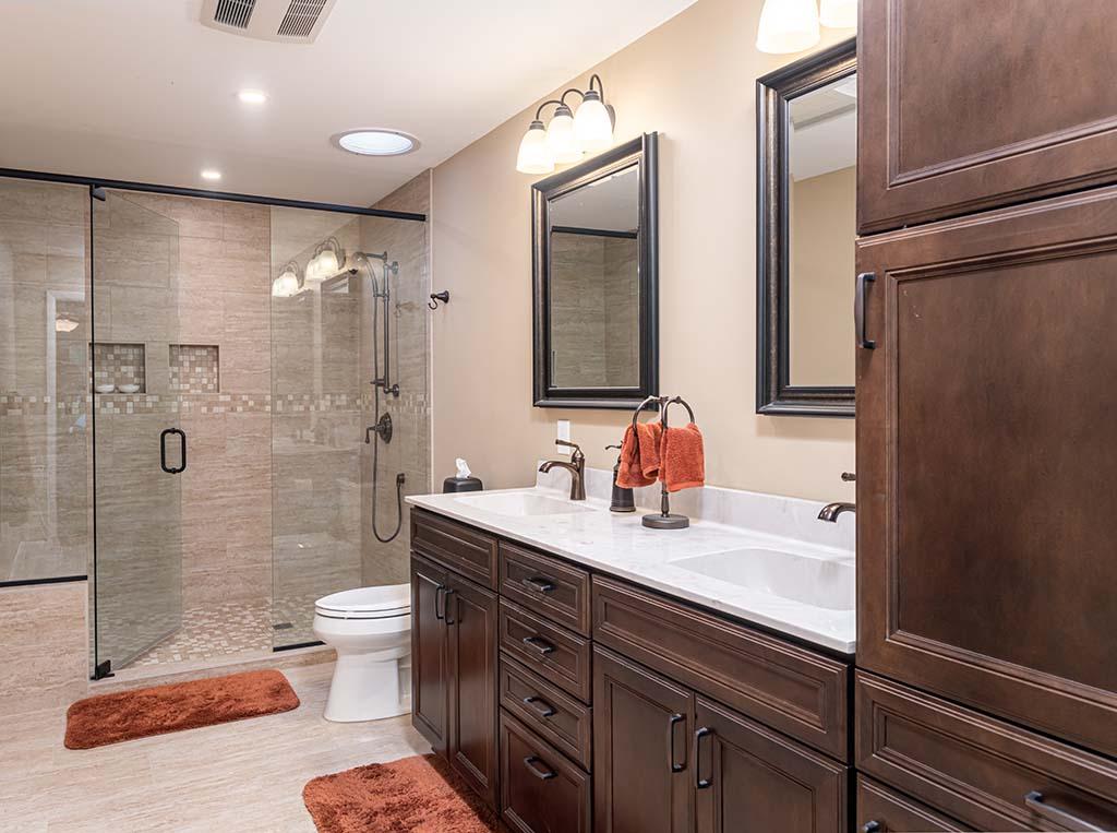 Clean Slate Renovation - bathroom remodel