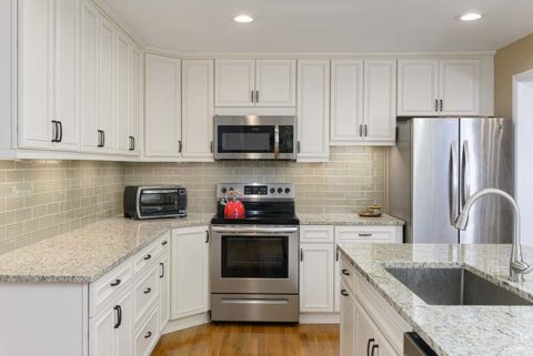 Kitchen Remodel by Semper Fi