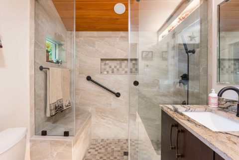Semper Fi Custom Remodeling Bathroom Remodel